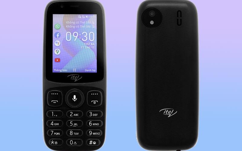 Điện thoại cục gạch pin trâu