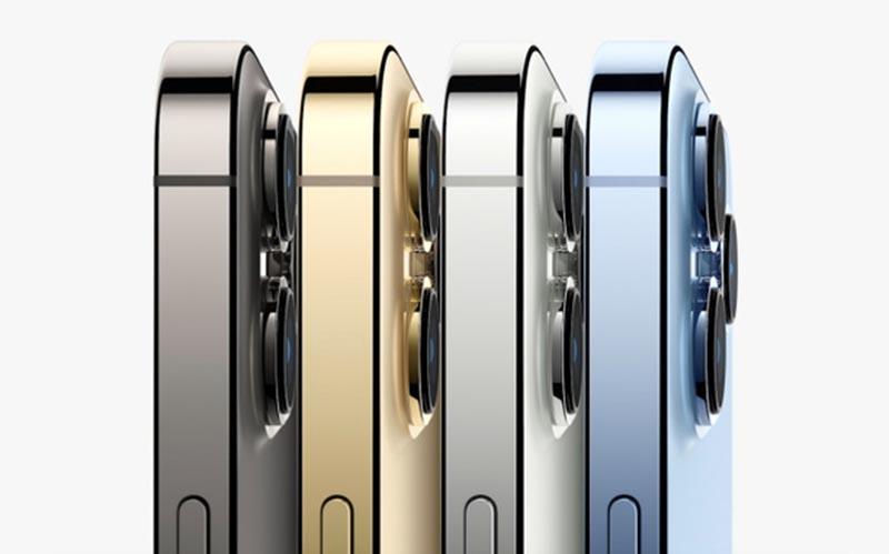Iphone 13 Pro Max có mấy màu