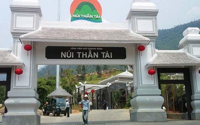 Tour Đà Nẵng đi núi Thần Tài