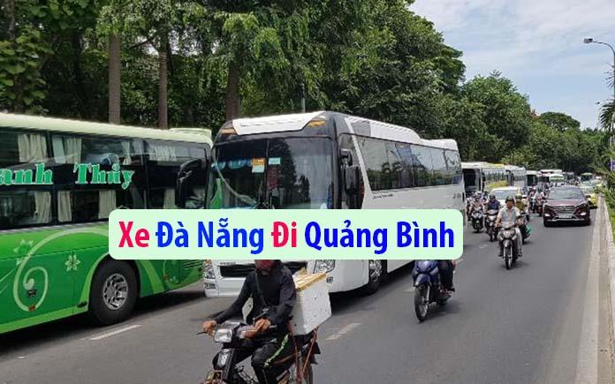 Xe Đà Nẵng đi Quảng Bình