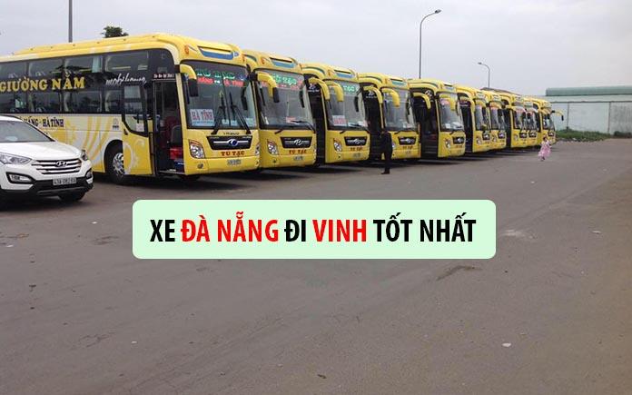 Xe Đà Nẵng đi Vinh